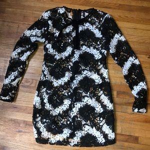 Marciano Mesh Dress